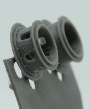 1/72 Wheels for M26 Pershing
