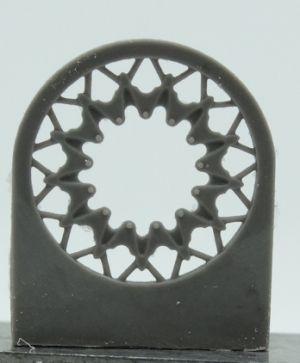 1/72 Sprockets for M26 Pershing, type 2