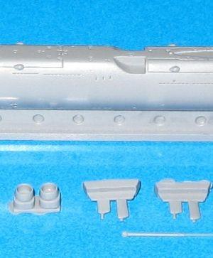 Soviet submarine project 675 (NATO name Echo II)