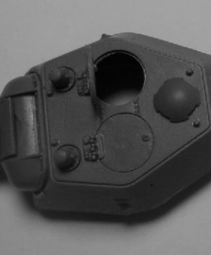 1/72 Turret for T-34-76 mod. 1942, February - Мarch 1942