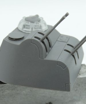 1/72 Turret for Pz.V Panther, Ausf. D