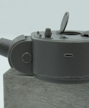 1/72 Turret for T-34-122, D-11 by Factory No.9