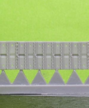 1/72 Tracks for T-34 mod.1940,first variant