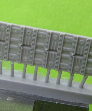 1/72 Tracks for T-34 mod.1940,second variant
