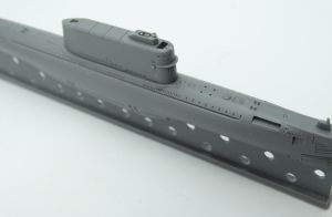 1/700 Soviet submarine project 629A (NATO name Golf II)
