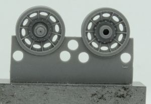 1/72 Wheels for Merkava Mk.I/II, type 1