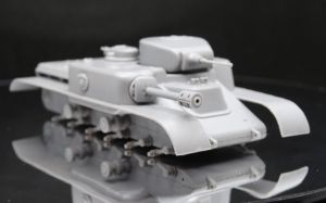 1/72 British Nuffield Assault Tank A.T.9