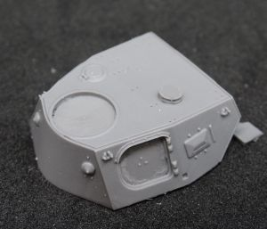 1/72 Turret for Pz.IV, Ausf. E