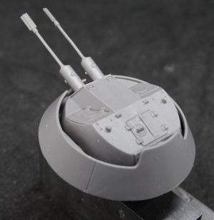 1/72 Turret for Kubelblitz