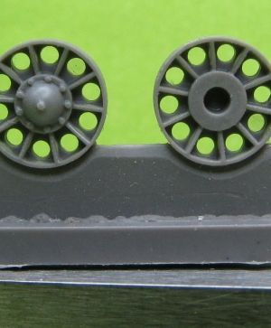 1/72 Idler wheel for T-34 mod.1942-45