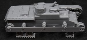 1/72 British Nuffield Assault Tank A.T.4 (V72094)