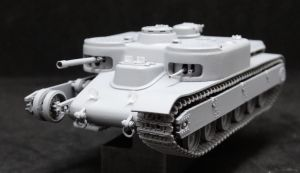 1/72 British Nuffield Assault Tank A.T.10 (V72096)