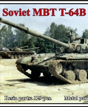 Soviet MBT T-64B mod.1981