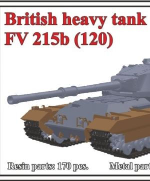 British heavy tank FV 215b (120)