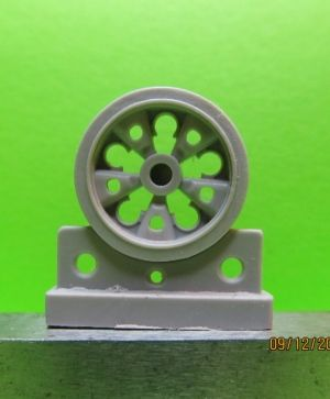 Wheels for T-34, Starfish