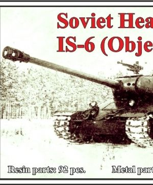 Soviet Heavy Tank IS-6 (Object 253)