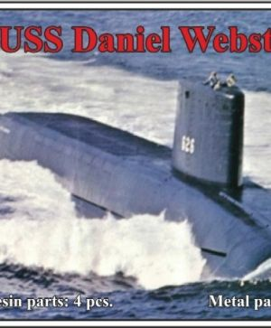 1/700 USS Daniel Webster SSBN-626