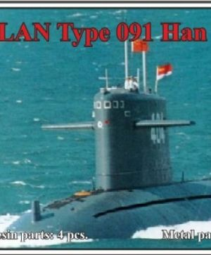 PLAN Type 091 Han class submarine
