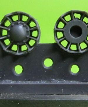 1/72 Idler wheel for T-54/55/62