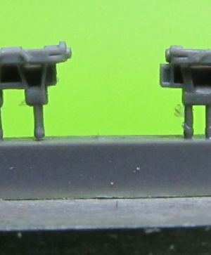 1/72 Tracks for Pz.VI Tiger I, late, single links