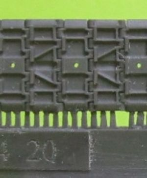 1/48 Winter tracks for T-34, type 4
