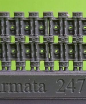 1/72 Tracks for Armata Universal Combat Platform