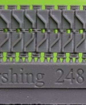 1/72 Tracks for M26 Pershing, T80E1