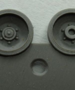 1/72 Wheels for BMP-3, type 1