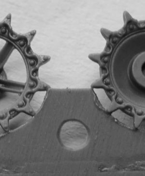 Sprockets for BMP-3, 13 tooth type