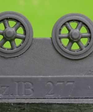 1/72 Wheels for Pz.I Ausf.B