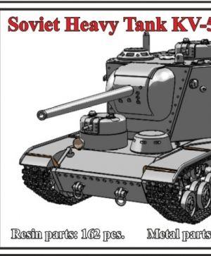 1/72 Soviet Heavy Tank KV-5