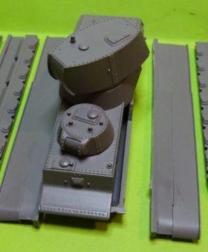 Soviet Heavy Tank T-100Z