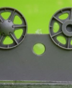 1/72 Idler wheel for KV-1/2