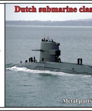 Dutch submarine class Zwaardvis