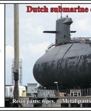 Dutch submarine class Walrus