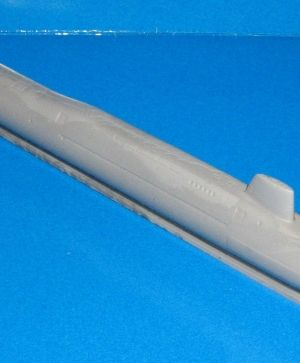 1/700 HMS Vanguard class submarine