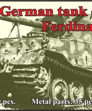 German tank destroyer Ferdinand