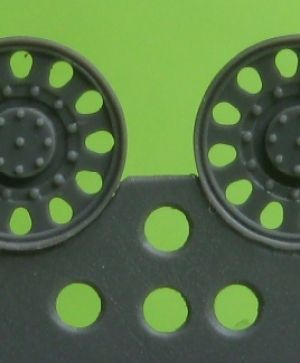 1/72 Idler wheel for Hetzer, type 1