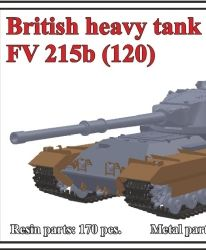 British heavy tank FV 215b (120) PREORDER