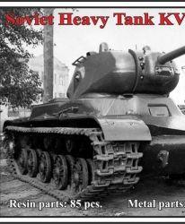 1/72 Soviet Heavy Tank KV-13, late