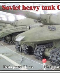 1/72 Soviet Heavy Tank Object 279