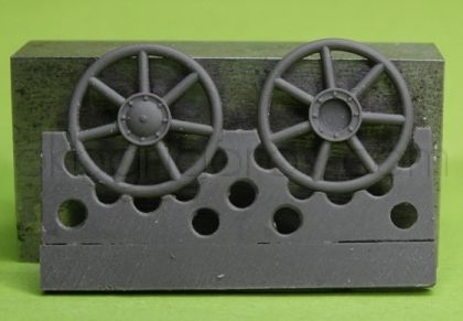 1/48 Idler wheel for Pz.IV, ausf F, F2 and G