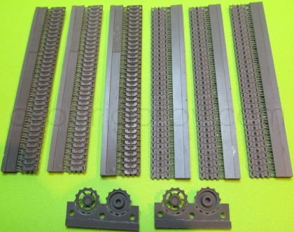 1/72 Tracks for AMX-30, early