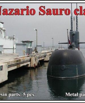 Nazario Sauro class submarine