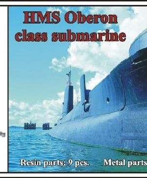 HMS Oberon class submarine