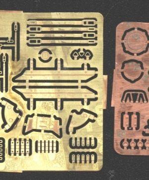 1/72 Detail set for T-72 (Revell)