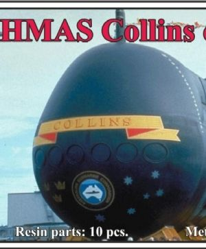 1/350 HMAS Collins class submarine