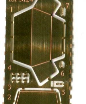 1/72 Turret bin for M24 (OKB)