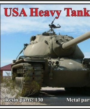 USA Heavy Tank M103A2