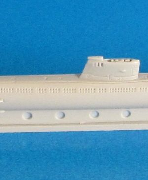 1/700 Soviet submarine project 641 early (NATO name Foxtrot)